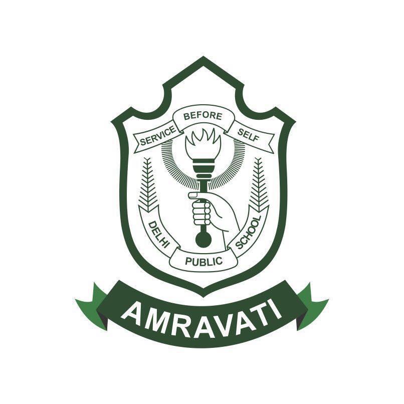 Logo: Delhi Public School Amravati